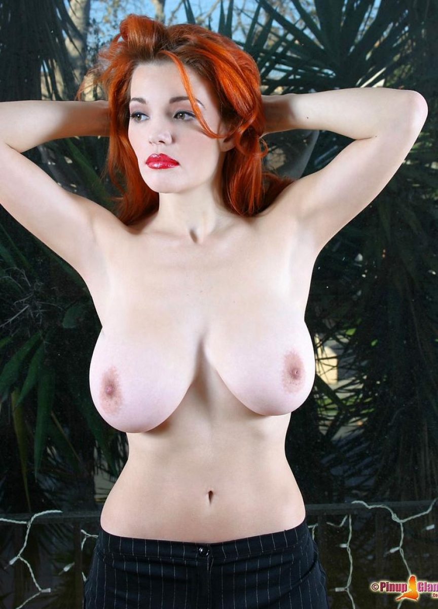 Modern Nude Pin Up