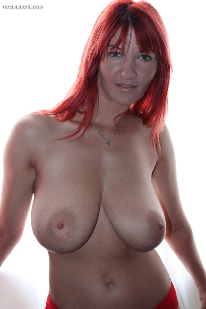Hairy natural redhead join. And