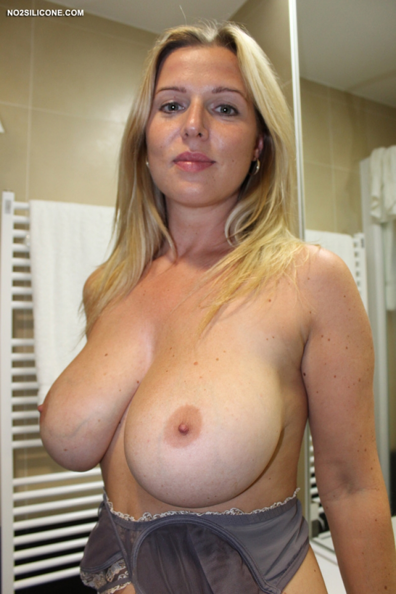 Mature big tit blondes