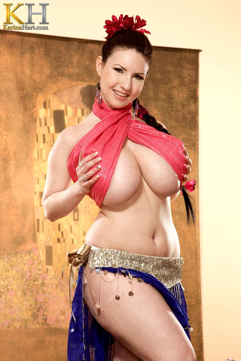 Karina Heart Is Your Private Belly Dancer