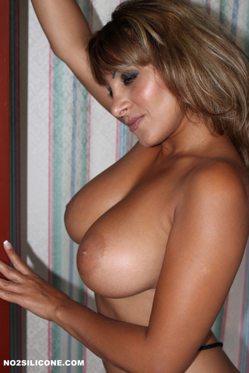 tanned milf busty
