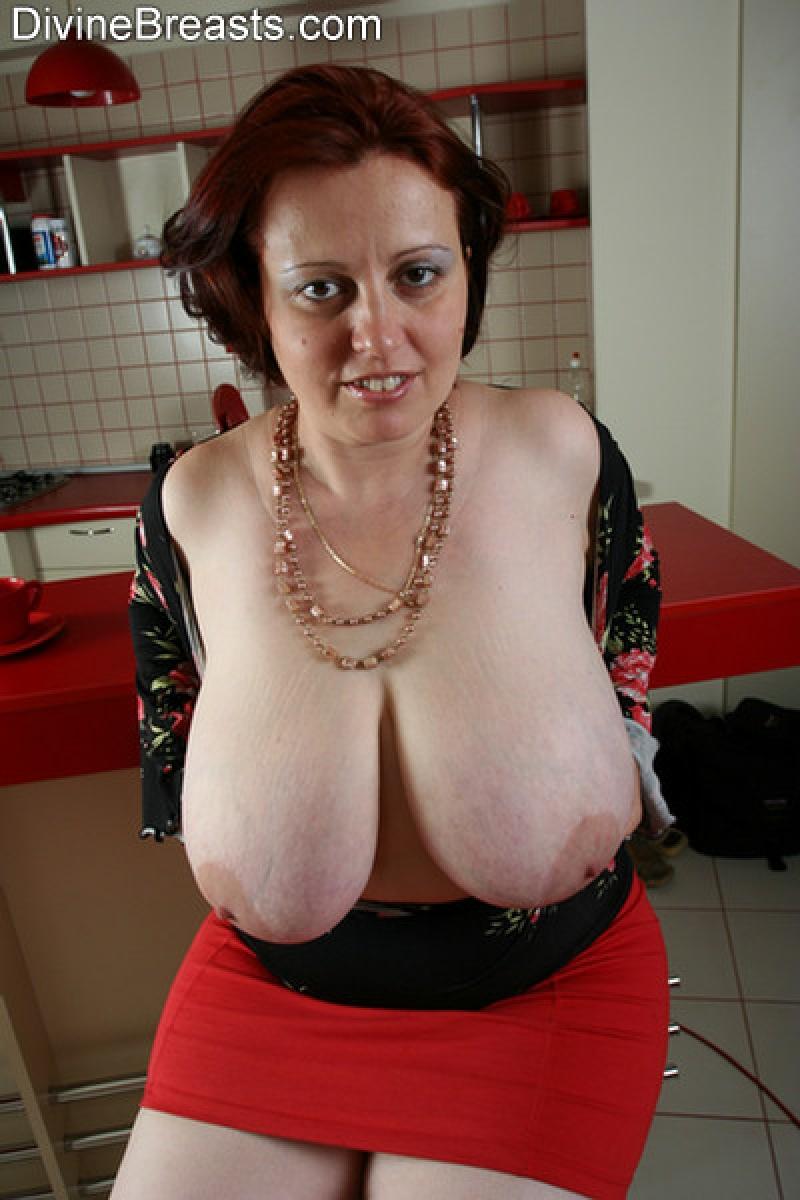Czech Mature Big Tits Natural