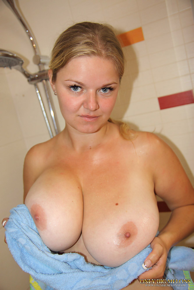 Big natural tits 10