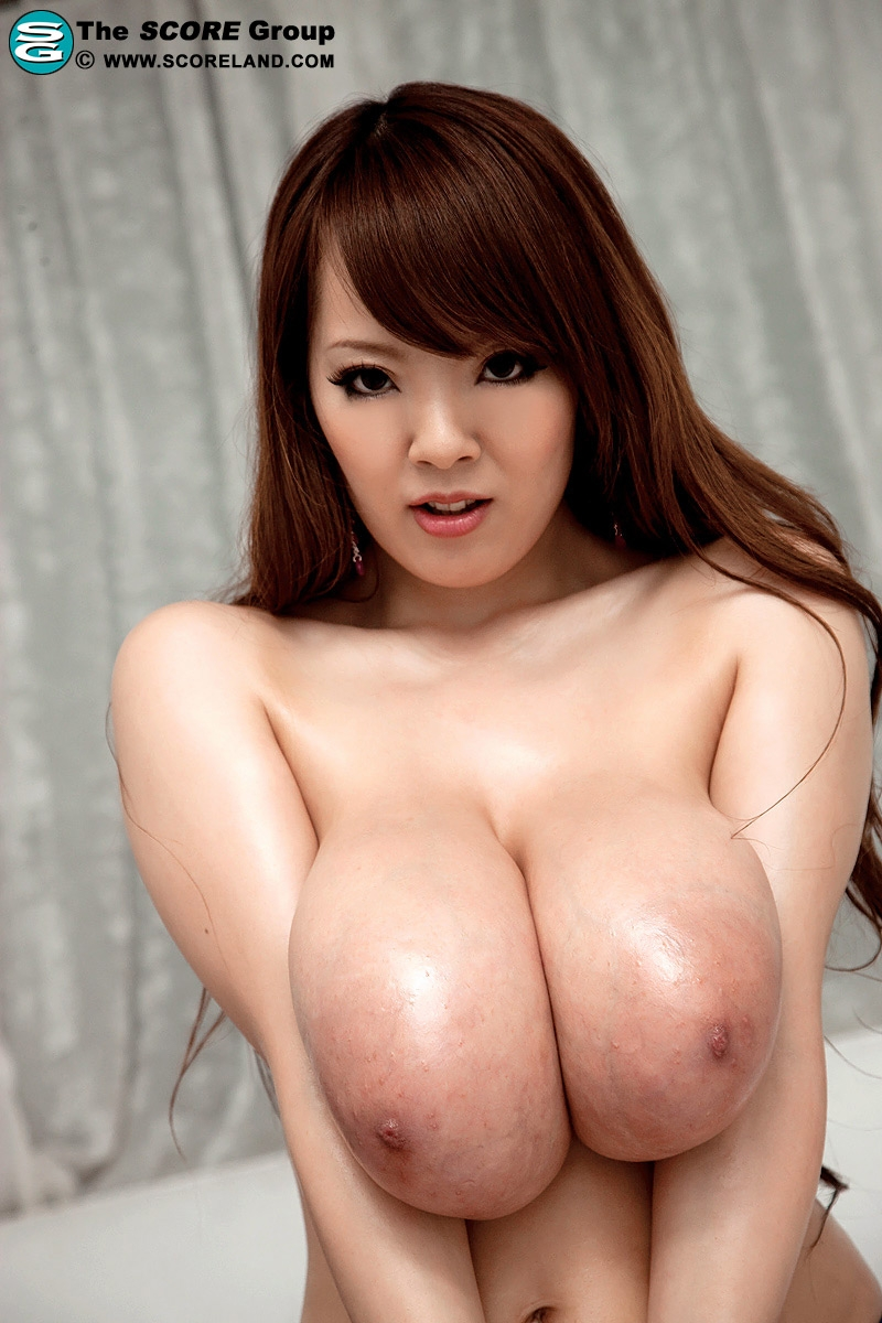 Oiled up asian