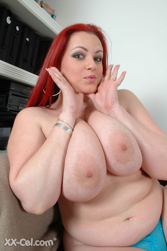 Something redhead with huge tits porn opinion you