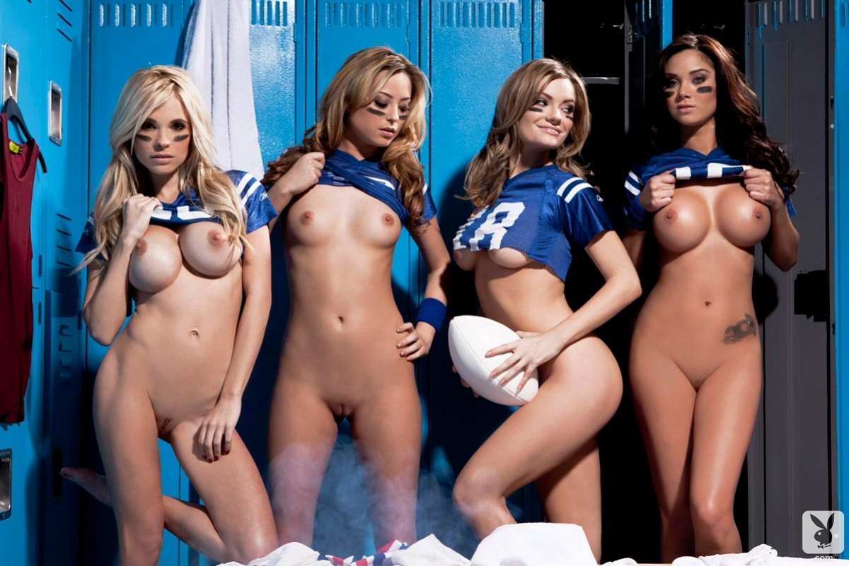 hot girls in the locker room