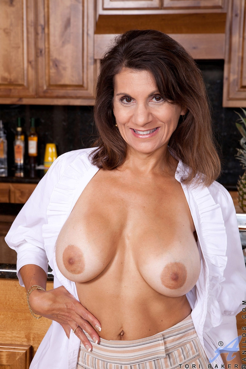 Beautiful mature women with big boobs
