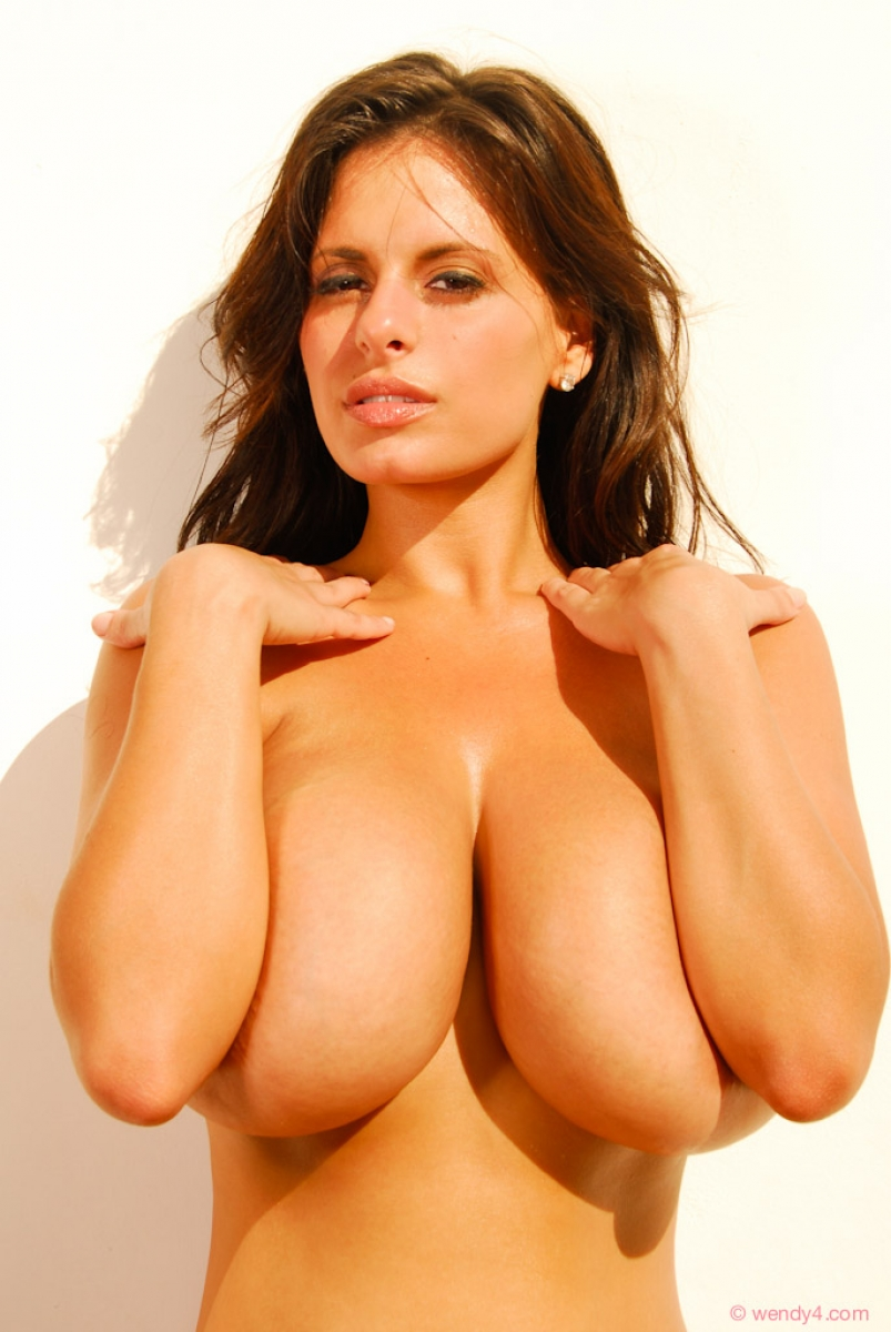 Wendy Fiore Naked