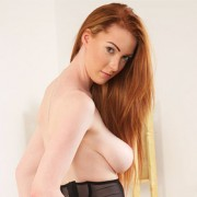 Alice Brookes After Work Striptease