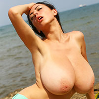Anya Zenkova - big tits nude galleries and naked pics