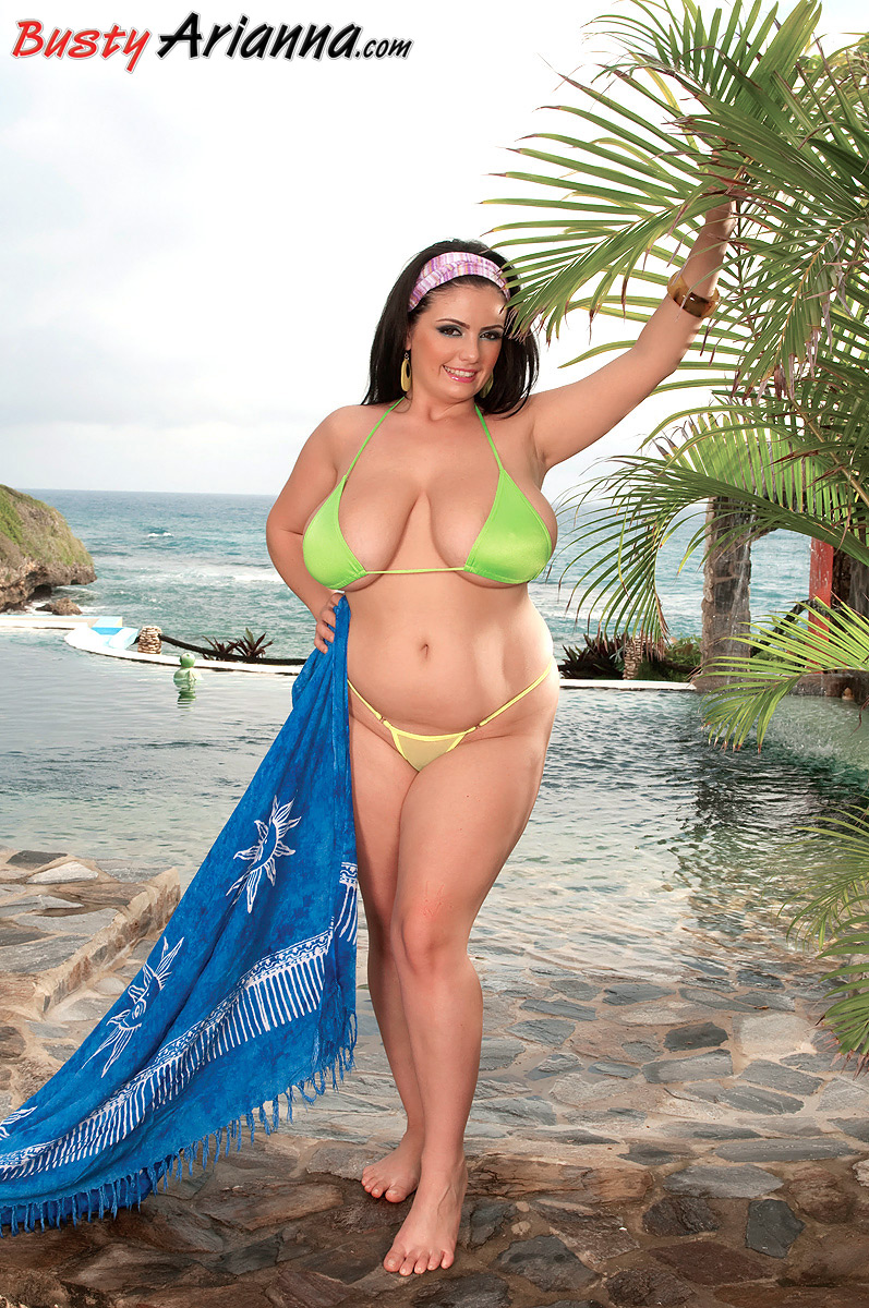 Phrase... super, Brazzers green bikini cable