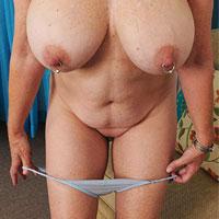 big-mature-pierced-boobs