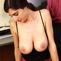 busty-wife-abbey-at-work