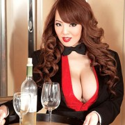 Hitomi Busty Party Girl
