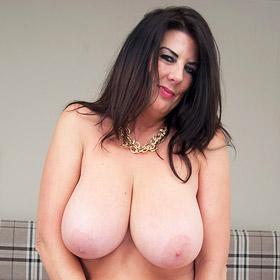 Lulu Lush Busty British Cougar