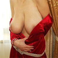 rub-my-boob-white-angel-strips-naked